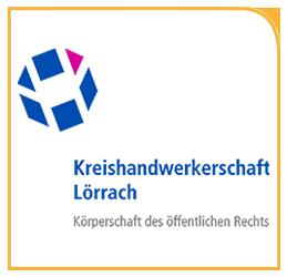 Logo Kreishandwerkerschaft Lörrach.