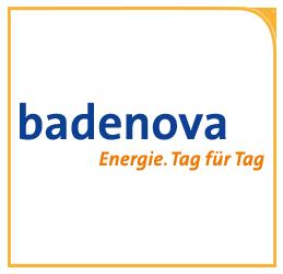 Logo Badenova.