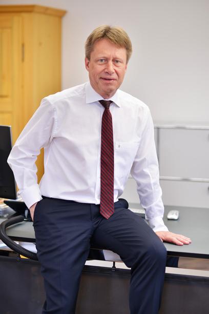 Bürgermeister von Todtnau Andreas Wießner